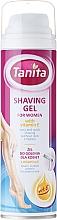 Perfumería y cosmética Gel de depilación con vitamina E - Tanita Body Care Shave Gel For Woman
