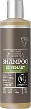 Perfumería y cosmética Champú con aceite de romero 100% natural y vegano - Urtekram Rosmarin Shampoo Fine Hair