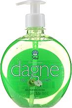 Perfumería y cosmética Jabón líquido para cuerpo y manos con aroma a manzana - Seal Cosmetics Dagne Liquid Soap