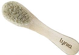 Perfumería y cosmética Cepillo de masaje facial de madera - Lynia