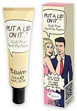 Perfumería y cosmética Prebase de sombra de ojos - theBalm Thebalm Put A Lid On It