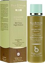 Perfumería y cosmética Agua facial limpiadora con ácido hialurónico y agua de cebada natural - Frais Monde Hydro Bio Reserve Tonic High Moisture