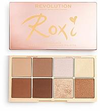 Perfumería y cosmética Paleta facial de contorno & iluminadores - Makeup Revolution Roxxsaurus Roxi Highlight & Contour Palette