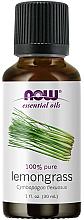Perfumería y cosmética Aceite esencial de limoncillo 100% - Now Foods Essential Oils 100% Pure Lemongrass