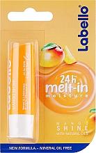 Perfumería y cosmética Bálsamo labial con sabor a mango - Labello Mango Shine