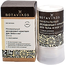 Perfumería y cosmética Desodorante mineral para cuerpo y pies - Botavikos Energy Body & Foot Spray Deodorant