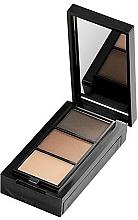 Perfumería y cosmética Sombras de cejas con espejo y aplicadores - Oriflame The One