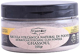 Perfumería y cosmética Arcilla natural en polvo para piel y cabello - Arganour Morrocan Volcanic Clay Powder