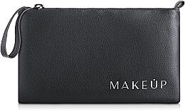 Perfumería y cosmética Neceser cosmético negro (21x12,5 cm) - MakeUp