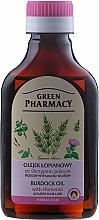 Perfumería y cosmética Aceite capilar con extracto de cola de caballo - Green Pharmacy
