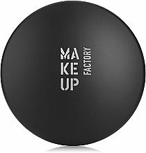 Polvo facial mineral compacto - Make Up Factory Mineral Compact Powder — imagen N2