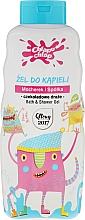 Perfumería y cosmética Gel de ducha y baño con aroma a bombones de chocolate - Chlapu Chlap Bath & Shower Gel