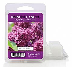 Perfumería y cosmética Cera aromática, lila fresca - Kringle Candle Wax Melt Fresh Lilac