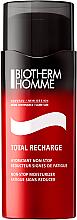 Perfumería y cosmética Gel facial antifatiga con vitamina C, cafeína, ginseng y guaraná - Biotherm Homme Biotherm Total Recharge Care