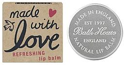 Perfumería y cosmética Bálsamo labial natural - Bath House Lip Balm Citrus
