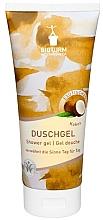 Perfumería y cosmética Gel de ducha de coco - Bioturm Coconut Shower Gel No.74