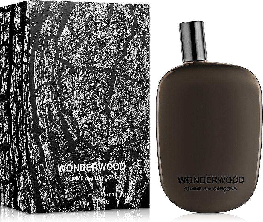 Comme des Garcons Wonderwood - Eau de parfum — imagen N2