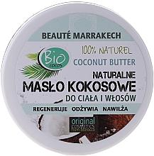 Perfumería y cosmética Manteca para cuerpo y cabello con aceite de coco 100% natural - Beaute Marrakech Coconut Butter