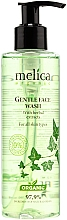 Perfumería y cosmética Limpiador facial orgánico con extracto vegetal - Melica Organic Gentle Face Wash