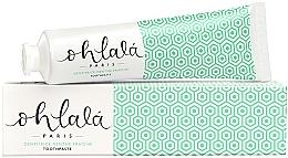 Perfumería y cosmética Pasta dental con sabor a menta fresca - Ohlala Fresh Mint
