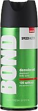 Perfumería y cosmética Desodorante en spray - Bond Speedmaster Deo Spray