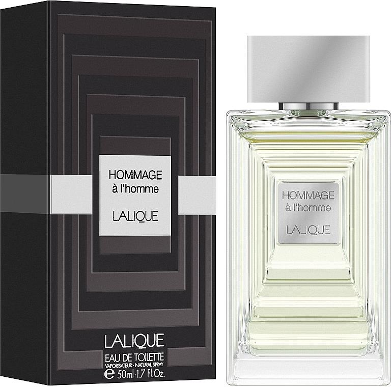 Lalique Hommage a L'Homme - Eau de toilette — imagen N2