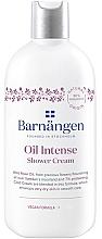Perfumería y cosmética Crema de ducha con aceite de rosa silvestre - Barnangen Oil Intense Shower Cream