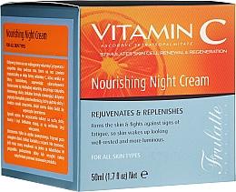 Perfumería y cosmética Crema de noche con vitamina C - Frulatte Vitamin C Nourishing Night Cream