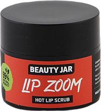 Perfumería y cosmética Exfoliante labial natural de azúcar con manteca de cacao y aceite de canela - Beauty Jar Lip Zoom Hot Lip Scrub