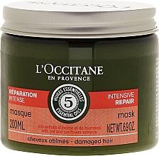Perfumería y cosmética Mascarilla capilar intensiva con extracto de avena y girasol - L'Occitane Aromachologie Repairing Mask