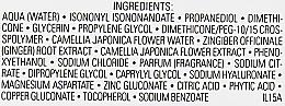 Mascarilla de noche hidratante y oxigenante con flores de camelia - Chanel Hydra Beauty Masque de Nuit Au Camelia — imagen N4