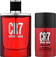 Perfumería y cosmética Cristiano Ronaldo CR7 - Set (edt/50ml+desodorante stick/75g)