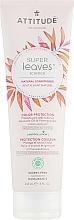 Perfumería y cosmética Acondicionador protección del color con aceite de aguacate y granada - Attitude Conditioner Color Protection Avocado Oil & Pomegranate