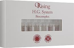 Perfumería y cosmética Loción fitoesencial anticaída de cabello con extracto de chincona, romero y ortiga en ampollas - Orising H.G. System Biocomplex