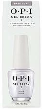 Perfumería y cosmética Sérum base coat - O.P.I Gel Break Serum Base Coat