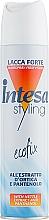 Perfumería y cosmética Laca para cabello fijación fuerte - Intesa Ecofix Styling