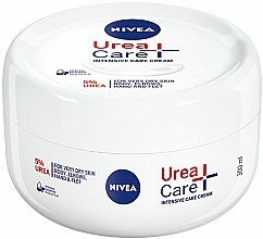 Perfumería y cosmética Crema intensiva para cuerpo, codos, manos y pies con 5% urea para pieles muy secas - Nivea Urea Care