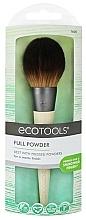 Perfumería y cosmética Brocha grande suave para polvos compactos - EcoTools Full Powder