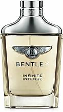 Perfumería y cosmética Bentley Infinite Intense - Eau de parfum