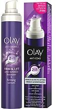 Perfumería y cosmética Booster y sérum facial antienvejecimiento 2en1 - Olay Anti Wrinkle Firm & Lift 2 in 1 Booster And Serum