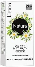 Perfumería y cosmética Crema de día matificante eco con extracto Edelweis orgánico - Lirene Natura Eco Cream