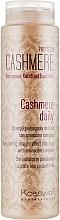 Perfumería y cosmética Champú de mantenimiento de alisado con cashmere - Kosswell Professional Cashmere Daily