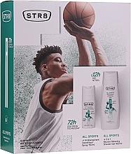 Perfumería y cosmética STR8 All Sport - Set corporal (deo spray/150ml + gel de ducha/400ml)