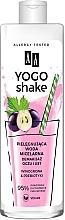 Perfumería y cosmética AA Yogo Shake - Agua micelar para ojos y labios con prebióticos para pieles sensibles
