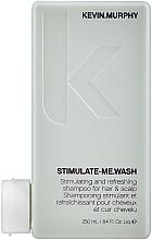 Perfumería y cosmética Champú refrescante con aceite de bergamota - Kevin.Murphy Stimulate-Me Wash
