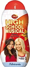 Perfumería y cosmética Champú con aroma a mango y piña sin alcohol ni colorantes - Admiranda High School Musical