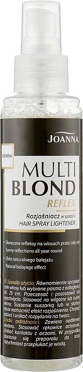 Spray efecto balayage natural con complejo de queratina - Joanna Multi Blond Spray