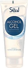 Perfumería y cosmética Desinfectante de manos en gel con alcohol - Seal Cosmetics Alcohol Gel With Moisturizers Instant Hand Sanitizer