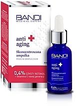 Perfumería y cosmética Ampolla concentrada antiarrugas con retinol y vitamina C - Bandi Medical Expert Anti Aging Concetrated Ampoule