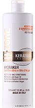 Perfumería y cosmética Acondicionador con queratina y aceite de argán - H.Zone Keratine Active Conditioner